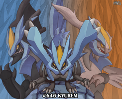 Kyurem by ayyk92