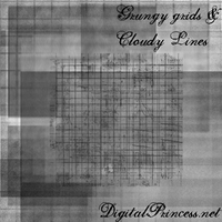 Grungy Grids and Cloudy Lines by DigitalPrincess