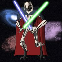 General Grievous by AtlasMaximus