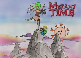 Mutant Time by ilovewheatley