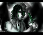 AT Ulquiorra by Hestia-Sama