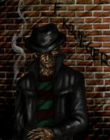 F. Krueger by TyrineCarver