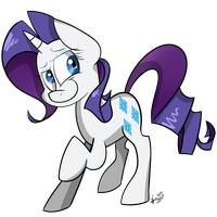 Rarity by BefishProductions