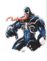 pavehawk78's commission venom by rantz