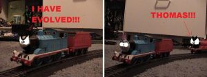 Thomas' Evolution. by Blockwave