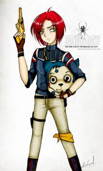 KillJoys Number1: Party Poison by Eilyn-Chan
