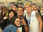 Meeting Jason Mewes by SymbolicSin