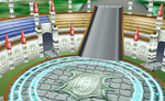 MMD Magic Arena battle stage by amiamy111