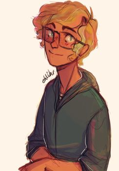 simon spier by ReadLikeMad