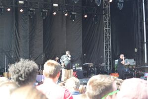 Boston Calling Music Festival, Giving the Rap 23 by Miss-Tbones