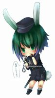 chibi : gonna arrest you D: by akirakirai