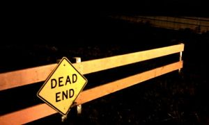 Dead End by nelsonpray