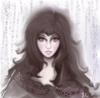 Lady Orchid1 by thepurpleorchid1