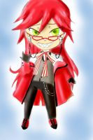 Grell Sd by anko86