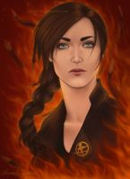 Mockingjay by ribkaDory