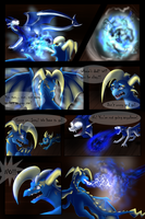 The Beginning of End - page 11 by IcelectricSpyro