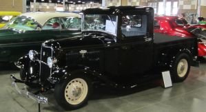 34 Ford pickup by zypherion