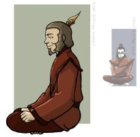 Crown Prince Iroh by thehaydenclone