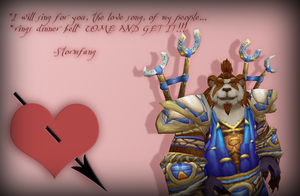 Stormfang Valentine by The-Serene-Mage