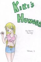 Kiki's Hunger Title Page by Just-A-Little-Vore
