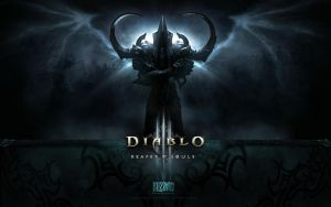 Diablo 3 expansion - Reaper Of Souls - Wallpaper by eminanza