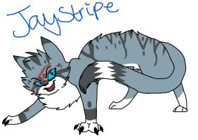 Jaystripe by WarDrivenGlitch23