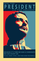 Vote Baal For President by queen-of-the-dorks