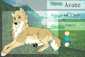 Asuneref by Aevaln