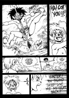 Swimmer page 15 by jimsupreme