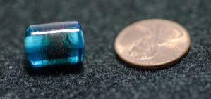 Blue Iron (Bead) by SabrinaFranek