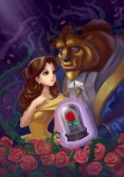 Beauty and the Beast by amg192003