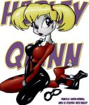 Shon Howell's - Harley Quinn by richmbailey