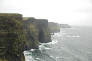 Cliffs of Moher by Miccighel