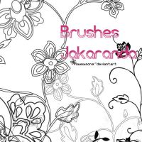 Brushes Jakaranda by playmysong