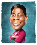 Xerox Ceo Ursula Burns by Prestegui