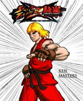 ken masters by taurence