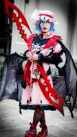 Lady Remilia Scarlet by AyatoNyaa