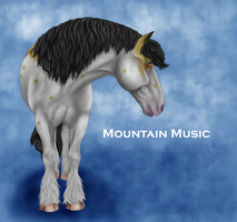 Mountain Music by patchesofheaven74