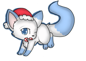 Secret Santa 2012 - ~MimiEve by oOKittKattOo