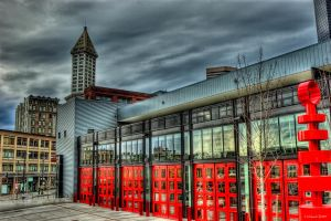 Fire Station No 10 by UrbanRural-Photo