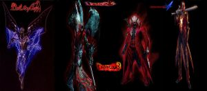 Dante Devil Trigger Evolution (Part 1) (In DMC To) by Rehman-1999