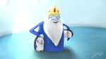 The Lovable Ice King by b3azt