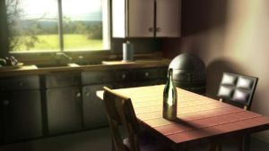 Kitchen - what i want it to be by AstuteObservations