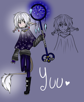 Yuu the dream catcher by Ask-Quetzal-Prince