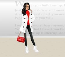 Big Coat Fashion by Brandee-Ssj-Doll