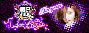Taeyeon _ I Got A Boy _ Version 1 by suitae