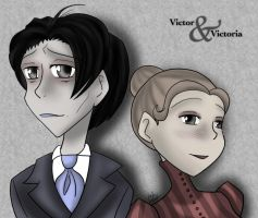 Victor and Victoria by liliy