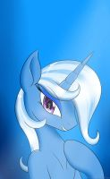 Just Trixie Lulamoon... by BluDraconoid