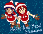 Happy New Year! by Late-comer