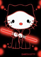 darth kitty by hightower67